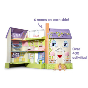 Photo of Caring Corners - MRs Goodbee Interactive Dolls House Toy