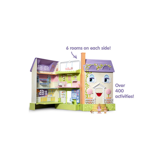 Caring Corners - Mrs Goodbee Interactive Dolls House