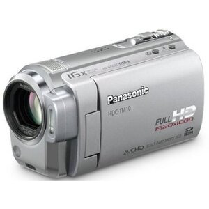 Photo of Panasonic HDC-SD10 Camcorder