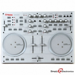 Vestax VCI-100 Professional Controller Reviews