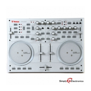 Photo of Vestax VCI-100 Professional Controller Turntables and Mixing Deck