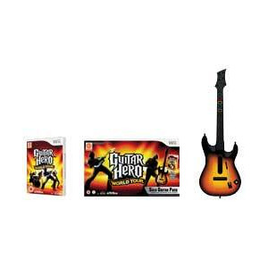Photo of Guitar Hero World Tour - Solo Guitar Pack (Wii) Video Game