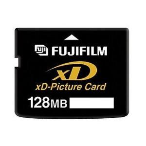 Photo of Fuji 128MB XD Memory Card