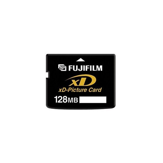 Fuji 128MB XD