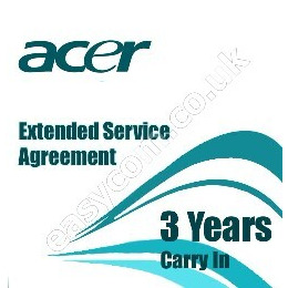 Acer Warranty Service Agreement - 3 years - carry-in Reviews