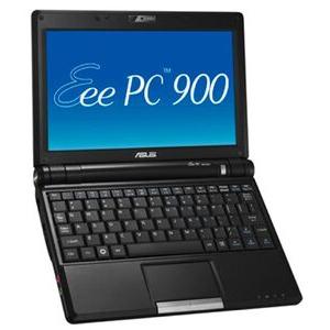 Photo of Asus Eee PC 900 Linux Laptop