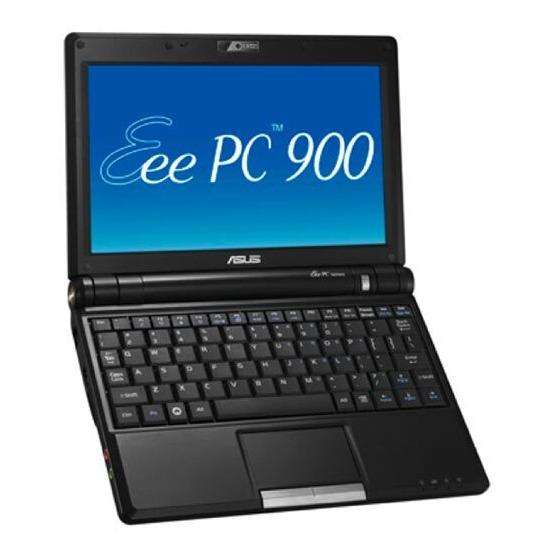Asus Eee PC 900 Linux