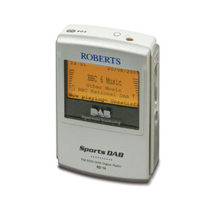 Photo of Roberts Sports DAB RD 14 Radio