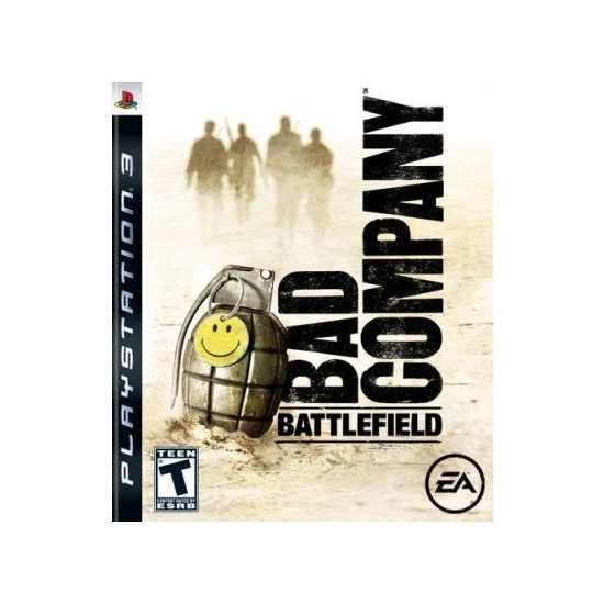 Sony Battlefield Bad Company PS3