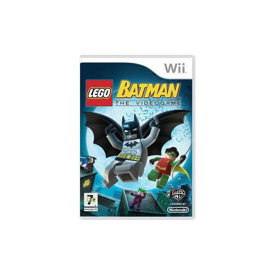 Lego Batman (Wii)