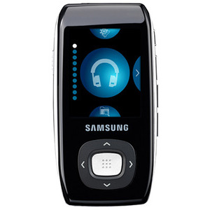 Photo of Samsung YP-T9 JBAB 4GB MP3 Player