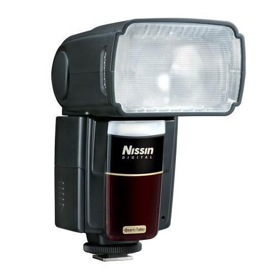 "NISSIN MG8000 Extreme Flashgun with ""Machine Gun"" Strobe - for Canon"