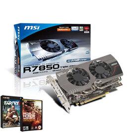 MSI HD7850 Twin Frozr OC 2GB Reviews
