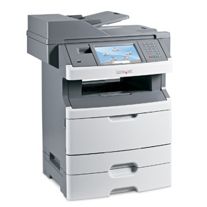 Photo of Lexmark X466DTE Printer