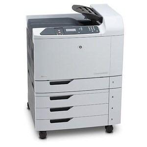Photo of HP Color LaserJet CP6015XH Printer