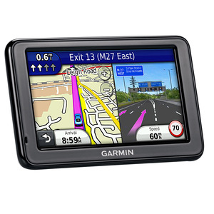 Photo of Garmin Nuvi 2455 (UK + Europe) Satellite Navigation