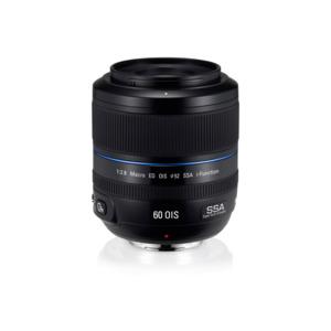 Photo of Samsung NX 60MM F/2.8 Macro ED OIS SSA M60SB Lens