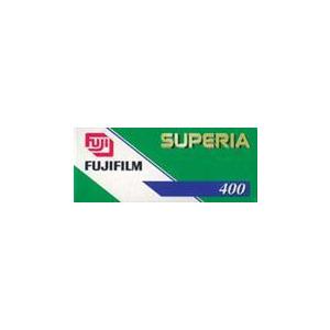 Photo of Fujifilm Superia 400 120 Camera Film
