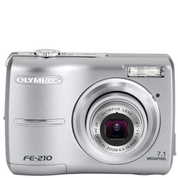 Olympus FE-210 Reviews