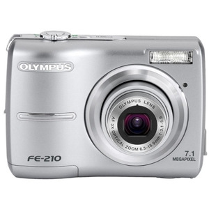 Photo of Olympus FE-210 Digital Camera