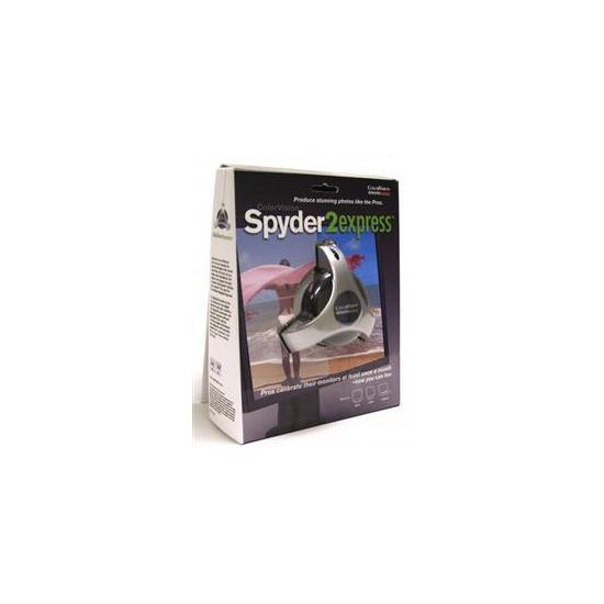 Colour Confidence Colourvision Spyder 2 Express