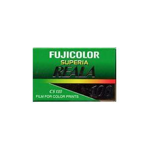 Photo of Fujifilm Superia Reala 100 35MM 36 Exposure Camera Film