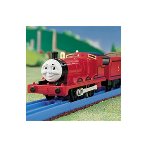 Photo of Tomica World James Engine. Toy