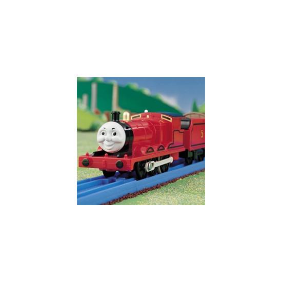 Tomica World James Engine.