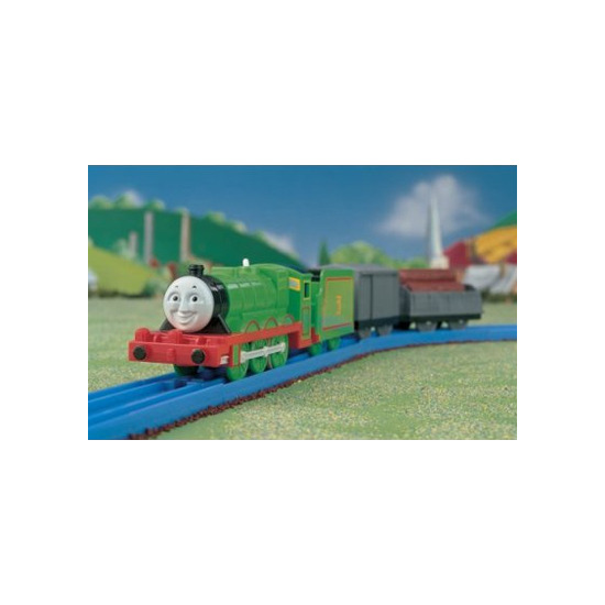 Tomica World Henry Engine