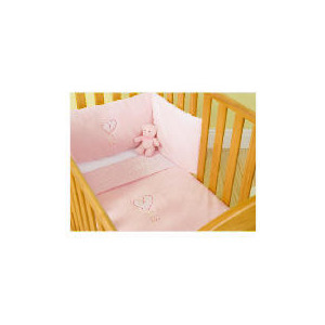 Photo of Zorbit Cot/Cotbed Bedding Set Bed Linen