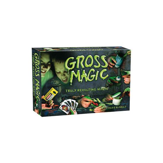 Gross Magic Game.