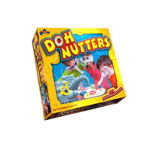 Photo of Doh Nutters Game. Toy