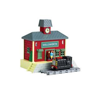 Photo of Thomas Electronic Passenger Station. Toy