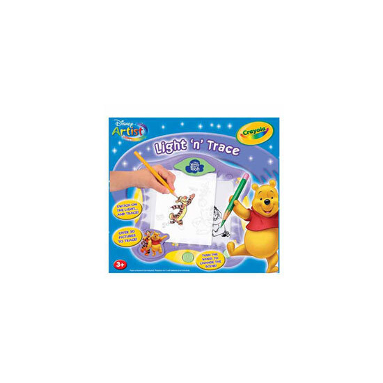 Crayola Winnie the Pooh Light n Trace