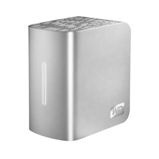 WD My Book Studio Edition II WDH2Q40000 4TB