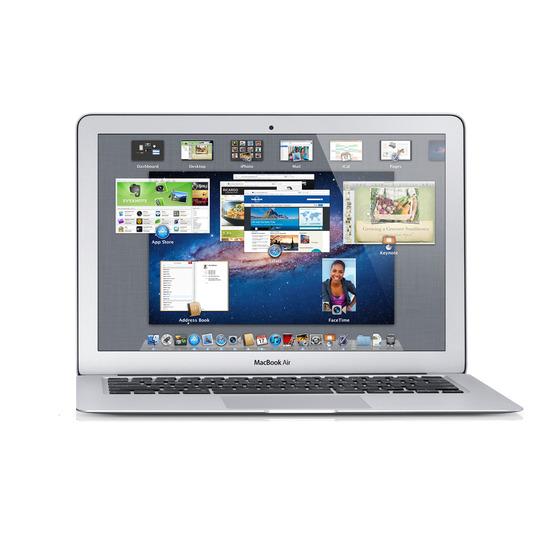 Apple MacBook Air MD232B/A (Mid 2012)