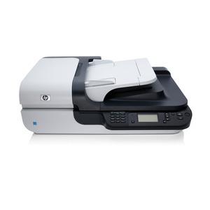 Photo of HP Scanjet N6350  Scanner