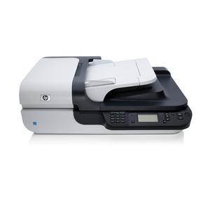 Photo of HP Scanjet N6350  Scanner