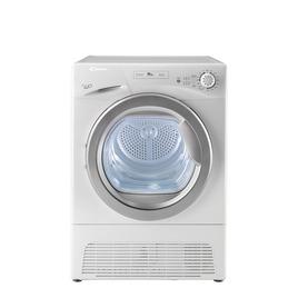 Candy EVOC591CT Condenser Tumble Dryer - White