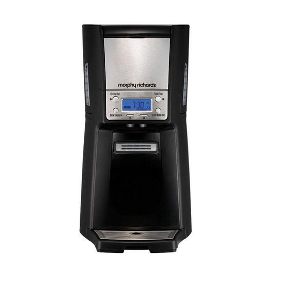 Morphy Richards Nesta Filter Coffee Machine - Black