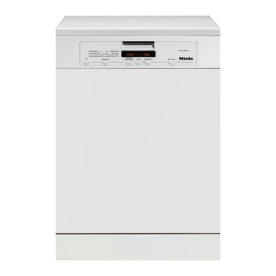 Miele G6570 SCVI Standard Fully Integrated Dishwashers