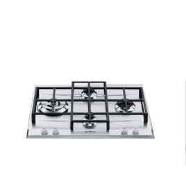 Linea P1641X Gas Hob - Stainless Steel Reviews