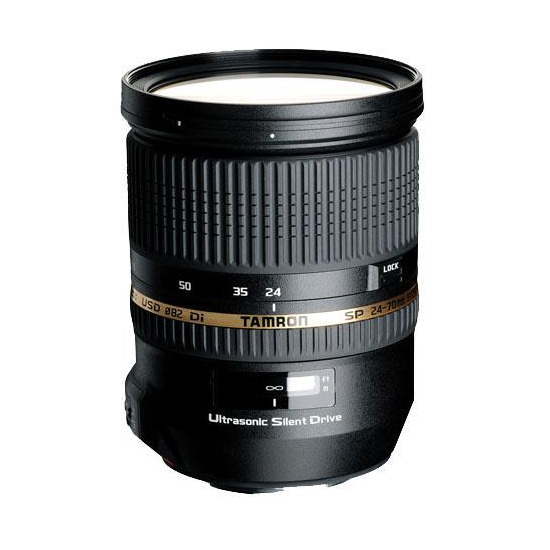 Tamron 24-70mm f/2.8 USD Lens for Sony Alpha