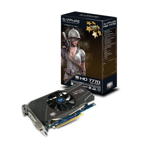 Photo of Sapphire HD 7770 Graphics Card