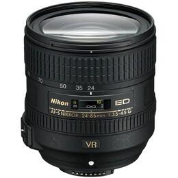 Nikon AF-S 24-85mm f/3.5-4.5G ED VR Reviews