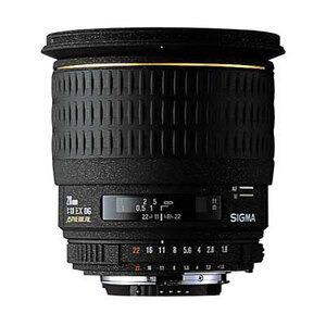 Photo of Nikon 28MM F/1.8 EX DG ASP (Nikon Mount) Lens