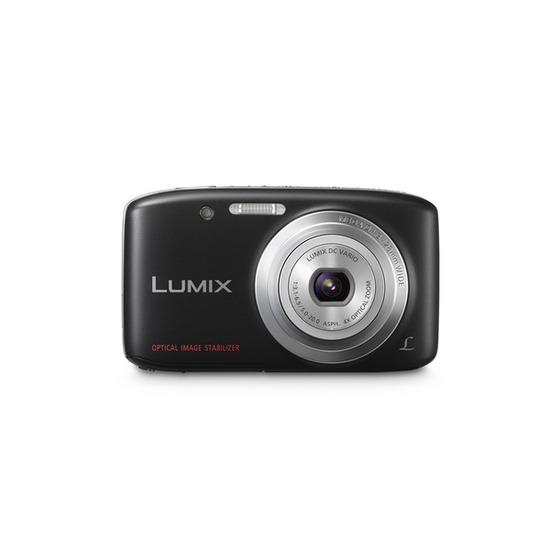 Panasonic Lumix DMC-S5EB-K Compact Digital Camera - Black