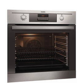 AEG BE5003021M Electric Oven - Stainless Steel Reviews