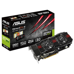 Photo of Asus GTX670-DC2-2GD5 Graphics Card