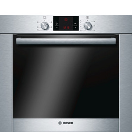Bosch Exxcel HBG13B550B Electric Oven - Brushed Steel Reviews